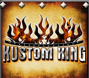 Kustom King sign 7x8 copy